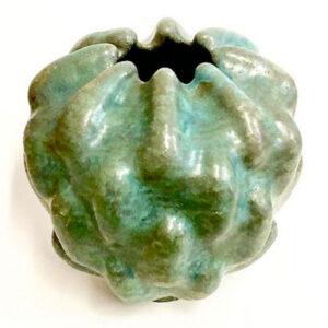 Rikke Elgaard Keramik - bredriflet vase